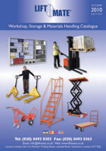 LiftMate Autumn 2010 Catalogue