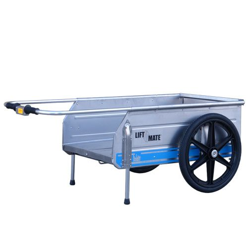 Collapsible Foldit Cart <br />Capacity: 150kg<br />Model: LFI-150