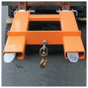 Fork Mounted Hook<br>Models: IFH-1.0 to 4.0