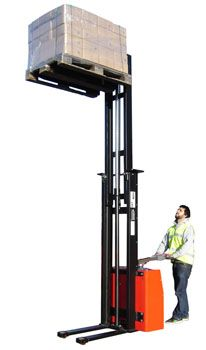 Fully Powered Stackers <br />Capacity: 1200g <br />F12 APE