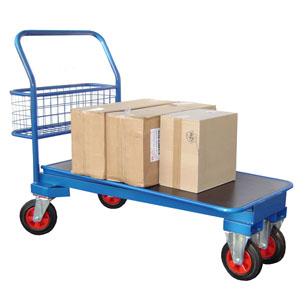 Heavy Duty Nesting Cash & Carry Trolley<br>Model: 540/CF/CC/500