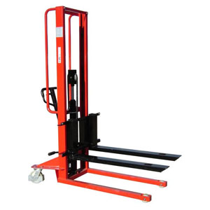 Hydraulic Pallet Stacker<br>Capacity: 500kg<br>Model: KI500/1600A