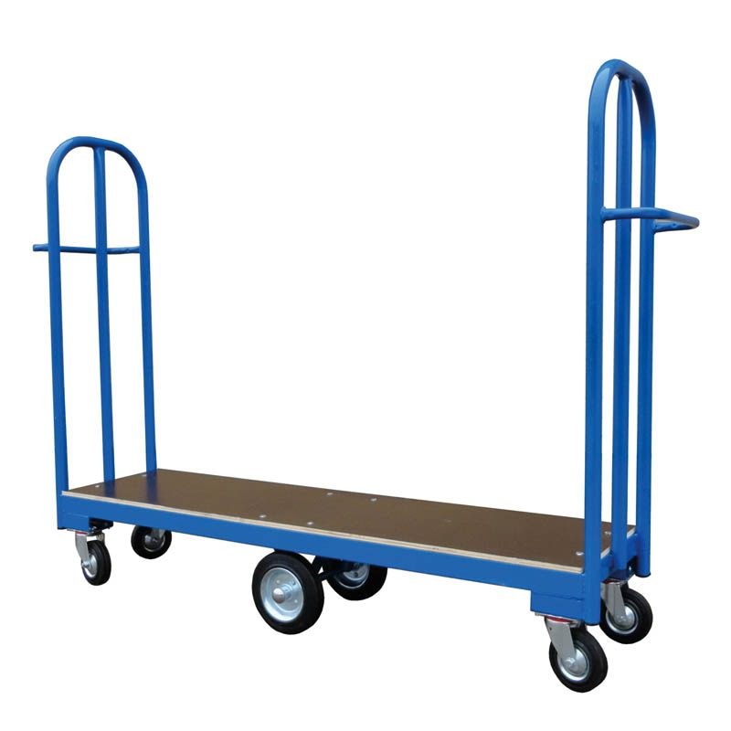 Narrow Cash and Carry Trolley