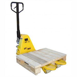 Printer's Pallet Truck<br>Capacity: 2500kg<br>Models: MA25/09/45 to MA25/54/80