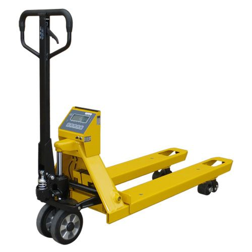 Sell-By-Weight Scale Pallet Truck <br />Model: LM/WS-560x1150-SBW <br />Capacity: 2200kg