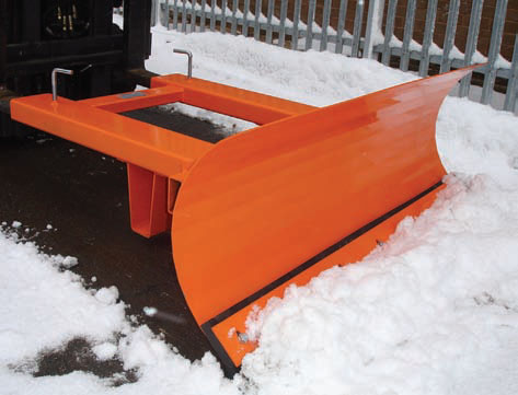Snow Plough<br/>Model: ISP-1 to ISP-3
