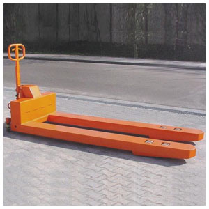 Special Extra Heavy Duty Pallet Truck<br>Capacity: 5000-10000kg<br>Model: LM-SPECIAL