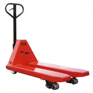 Super Heavy Duty Pallet Truck <br>Capacity: 5000kg<br>Model: MA50