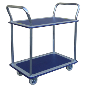 Two Tier Service Trolley<br />Model: 506/KI/SERV/2