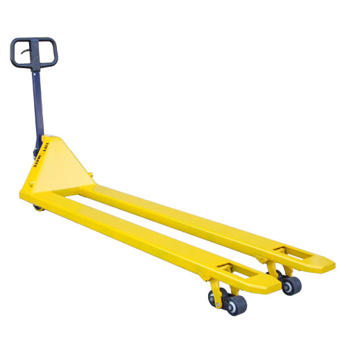 Very Heavy Duty Long Pallet Truck<br/>Capacity: 3500kg<br/>Model: PT35